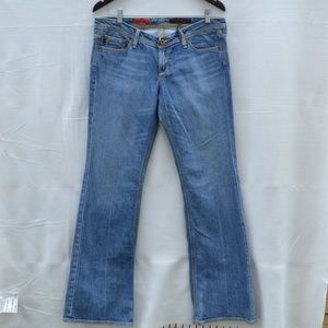 AG ADRIANO GOLDSCHMIED Jeans the Merlot Boot Cut